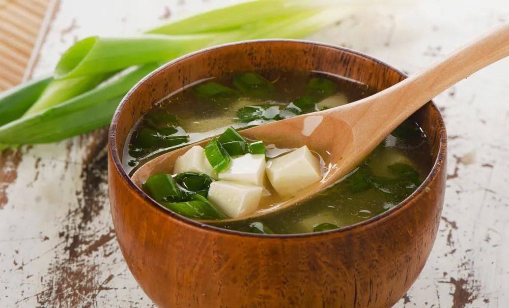 Miso Soup recipe | Epicurious.com