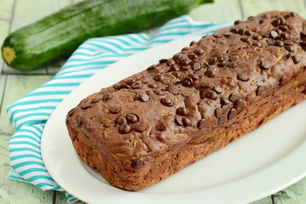 Chocolate Zucchini Cake Recipe Epicurious Com