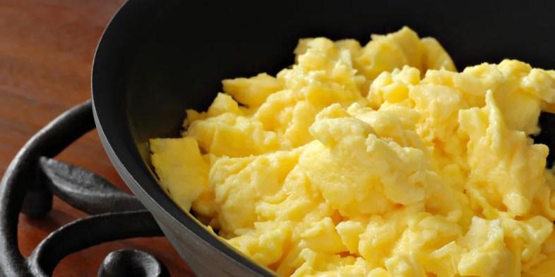 Resultado de imagen para eggs scrambled