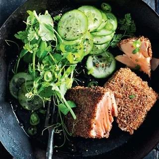 Image may contain Food Seasoning Plant and Sesame