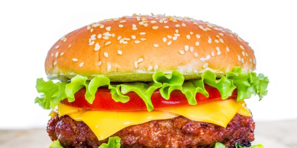 The Ultimate Hamburger recipe Epicuriouscom