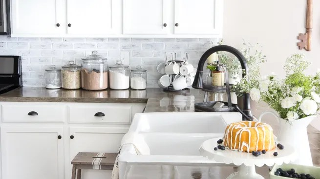 kitchen backsplash photos mobile home islands 7 diy ideas that are easy and inexpensive