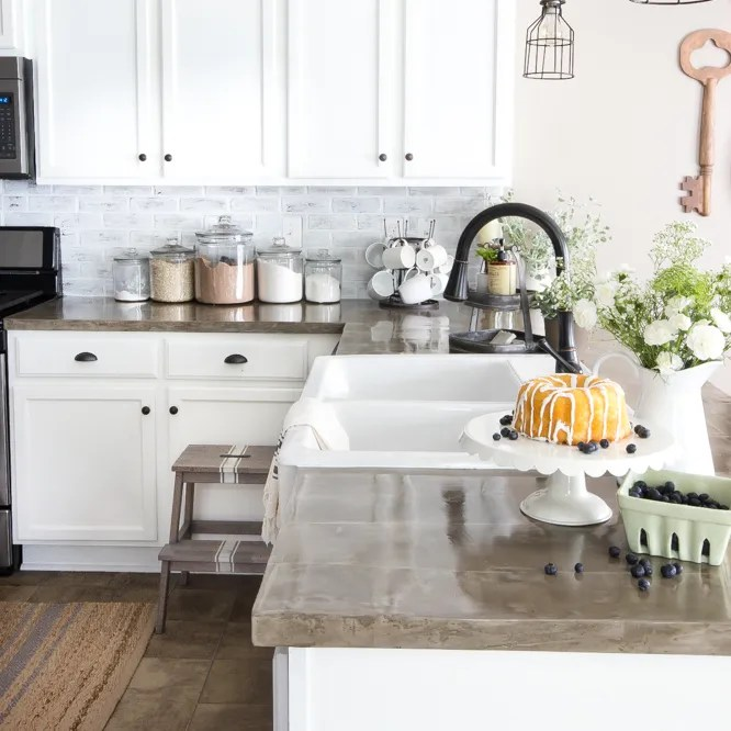 inexpensive backsplashes for kitchens kitchen planning tool 7 diy backsplash ideas that are easy and will transform your