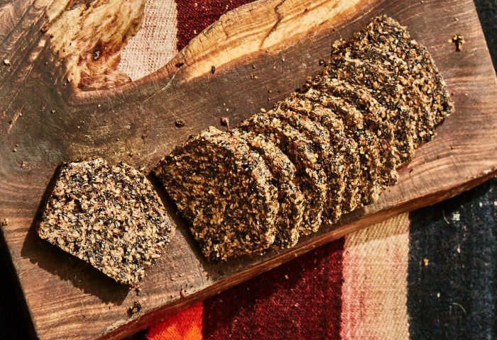Black Seed Bread Recipe Epicuriouscom