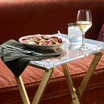 This Tv Tray Is A Chic Version Of The One You Grew Up With Epicurious
