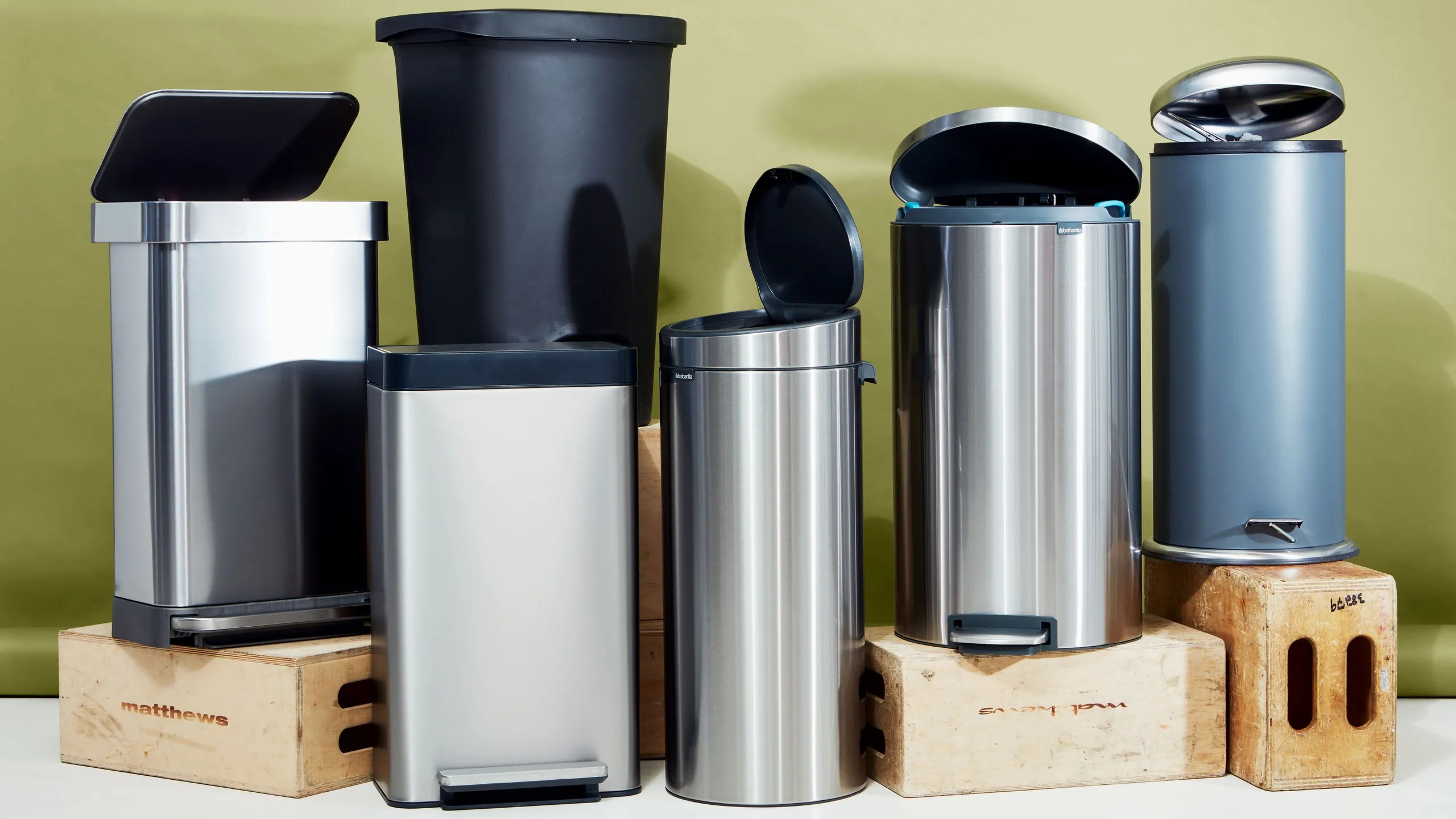 The Best Kitchen Trash Can For 2020 Epicurious