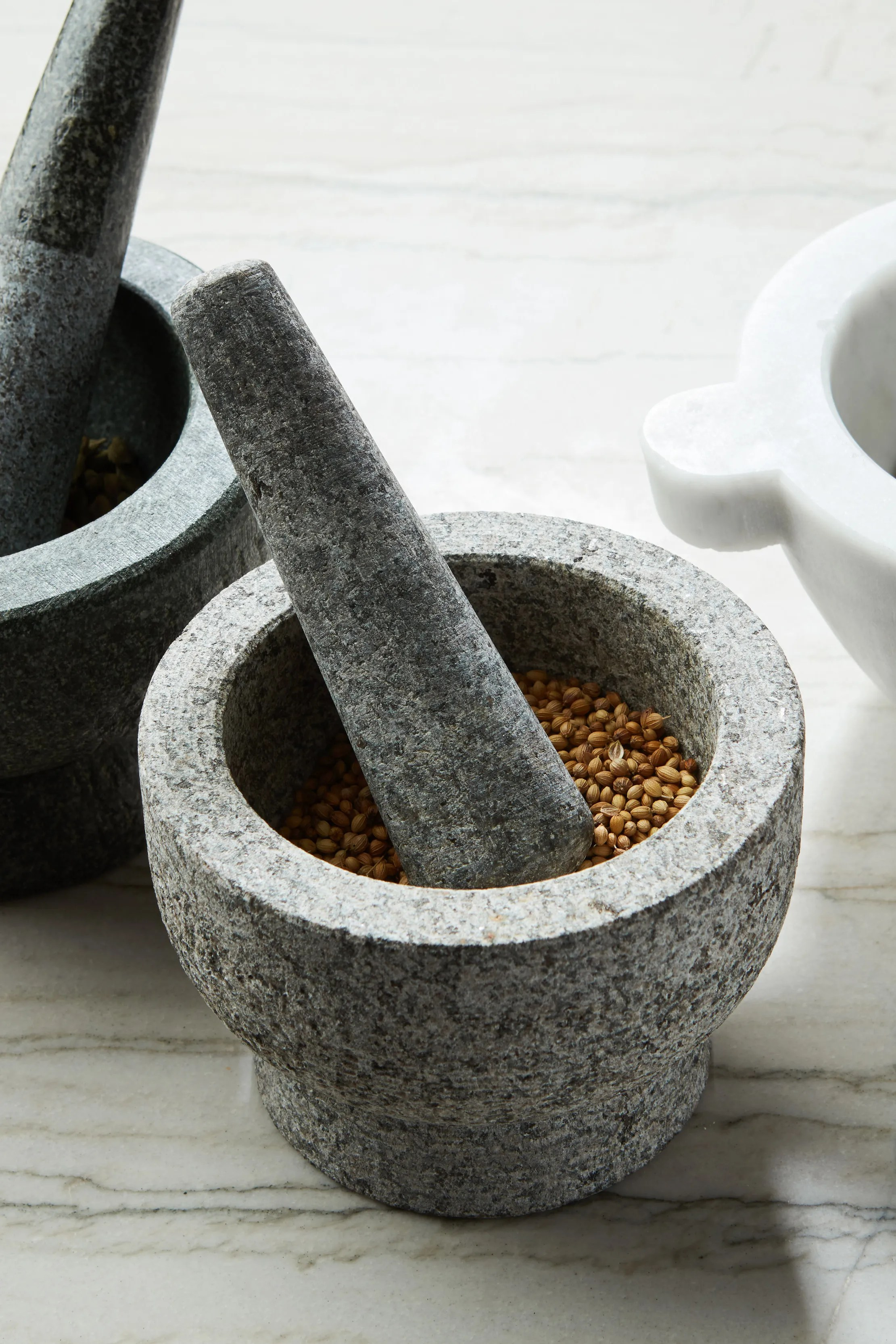 Picture Of Mortar And Pestle : picture, mortar, pestle, Guide, Choosing, Mortar, Pestle, Epicurious