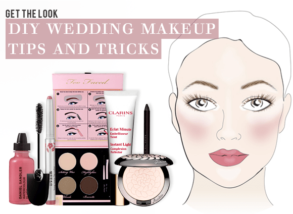 DIY Bridal Makeup Tips and Tricks for your Wedding Day