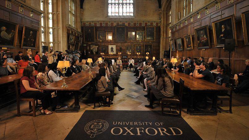 Oxford Ces diploms en philosophie qui deviennent traders  Le Figaro Etudiant