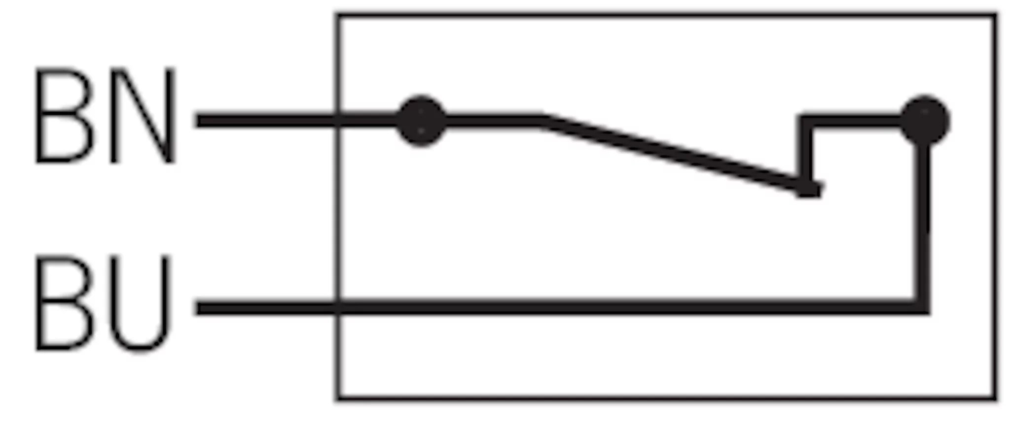 Egt12r Precision Single Hole Fixing Limit Switch Egt12