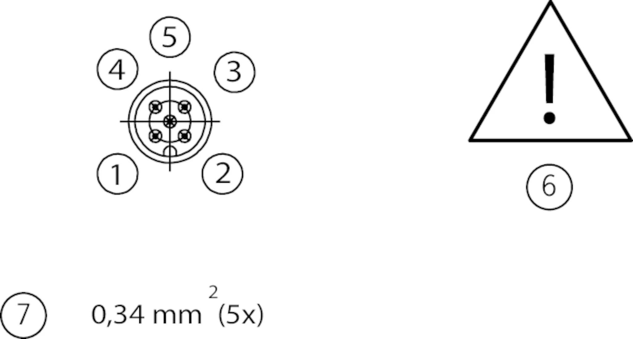 RGBF04X12-732L-MC2409 | EUCHNER