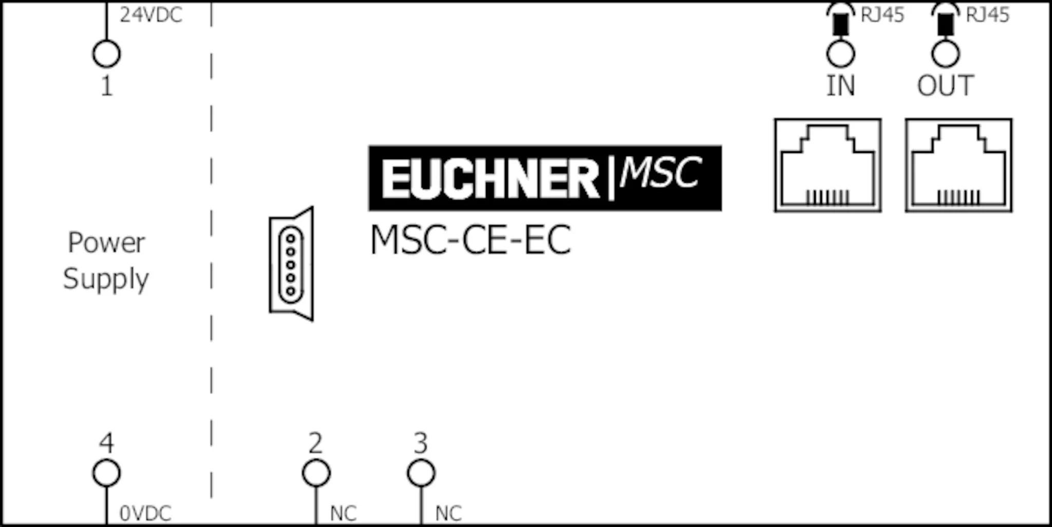 Msc Ce Ec Expansion Device Msc Ce
