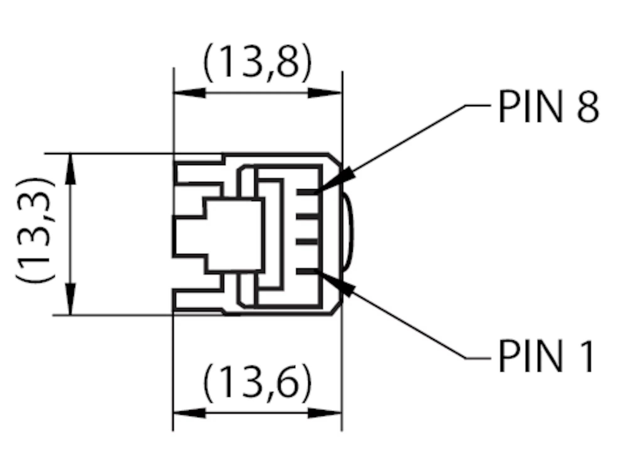C-RJ45-8X014PU20,0-MA-122704 | EUCHNER
