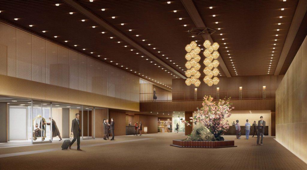 復刻日本 60 年代經典飯店風華- The Okura Tokyo 大倉飯店 - EVERYDAY OBJECT