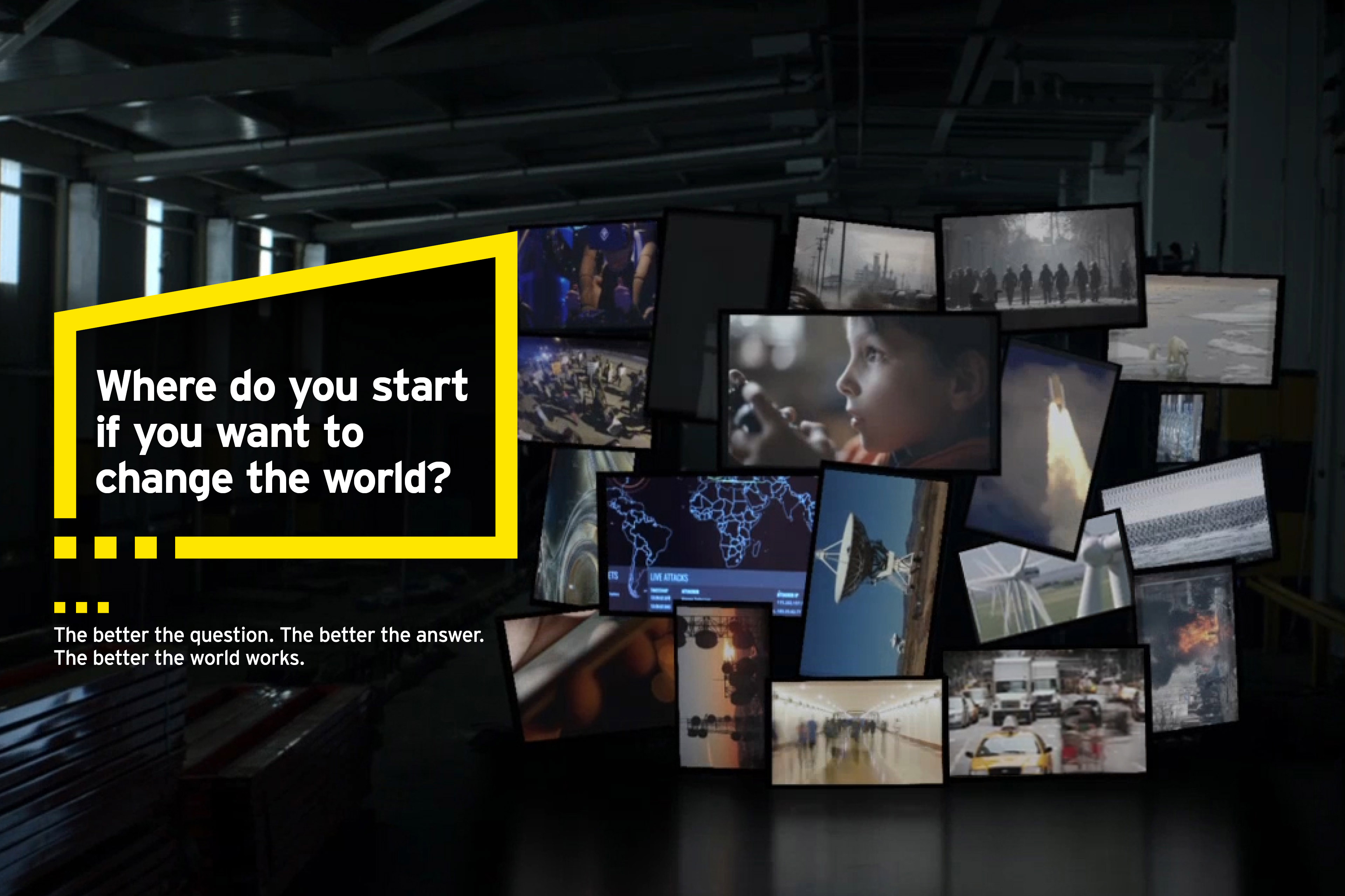 EY – Global Building A Better Working World