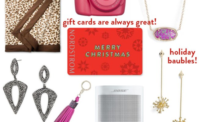 The Best Holiday And Christmas Gift Ideas For Women