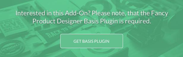 Fancy Product Designer Plus Add-On   WooCommerce WordPress - 3