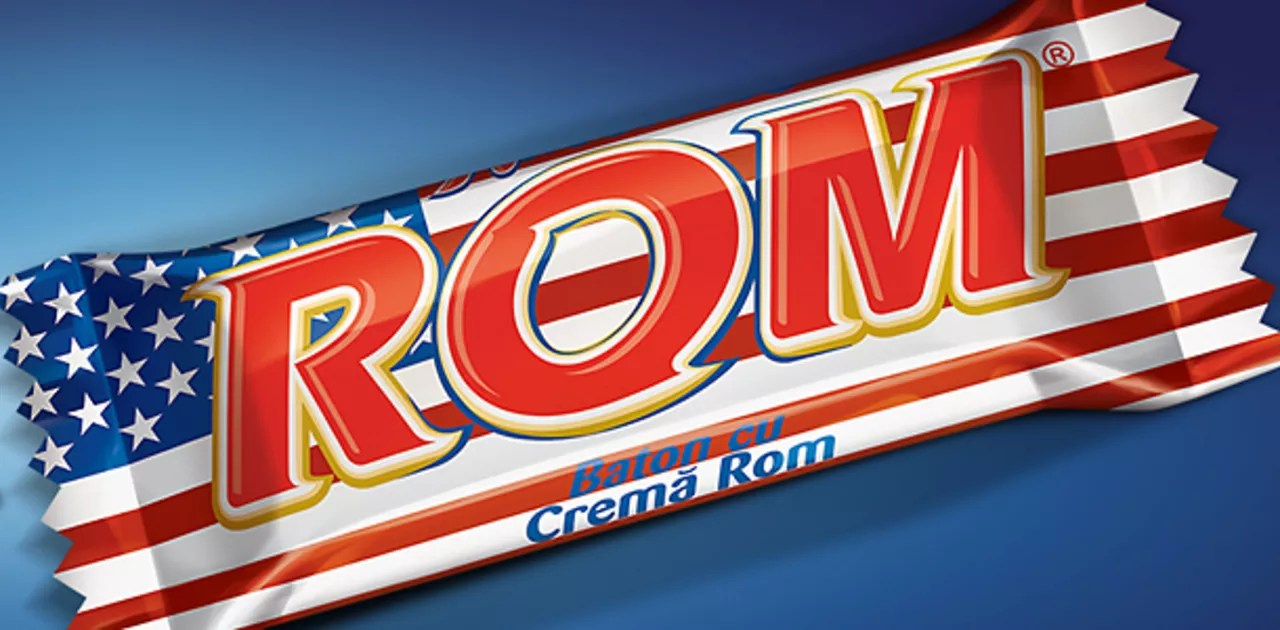 How A Candy Bar Wrapper Ignited Romanian Pride And Won