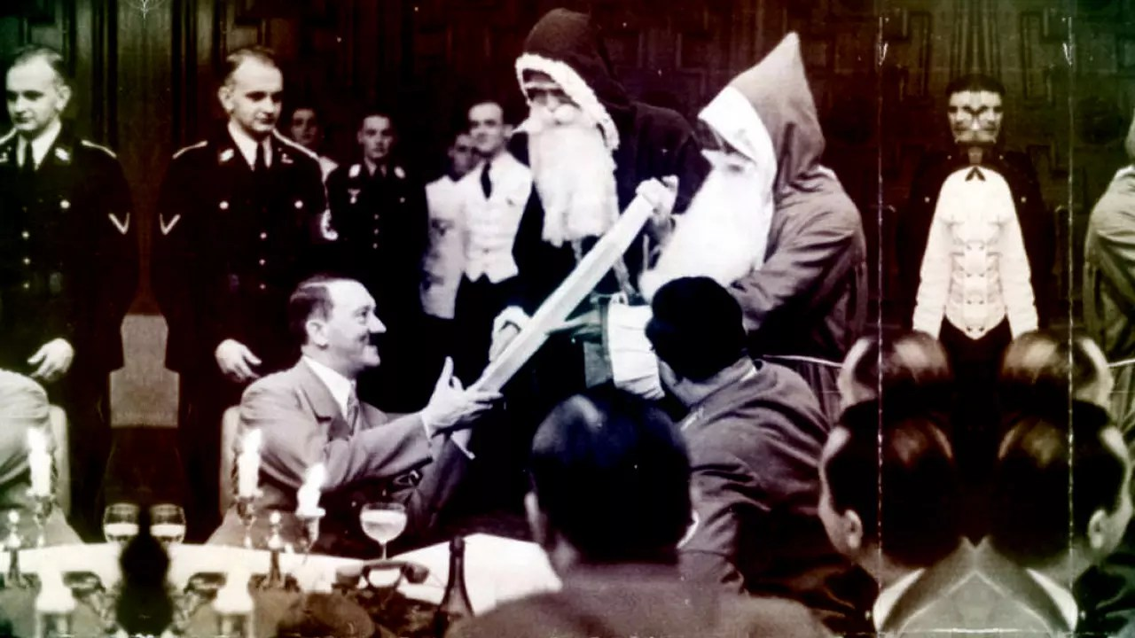 How Hitler Tried To Redesign Christmas CoDesign