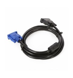 buy dvi to vga cable dvi i 24 5 dual link to vga video pc monitor cable lead wire fat llama [ 1300 x 975 Pixel ]