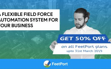 FeetPort Discount Offer
