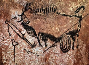 hard cock cave painting