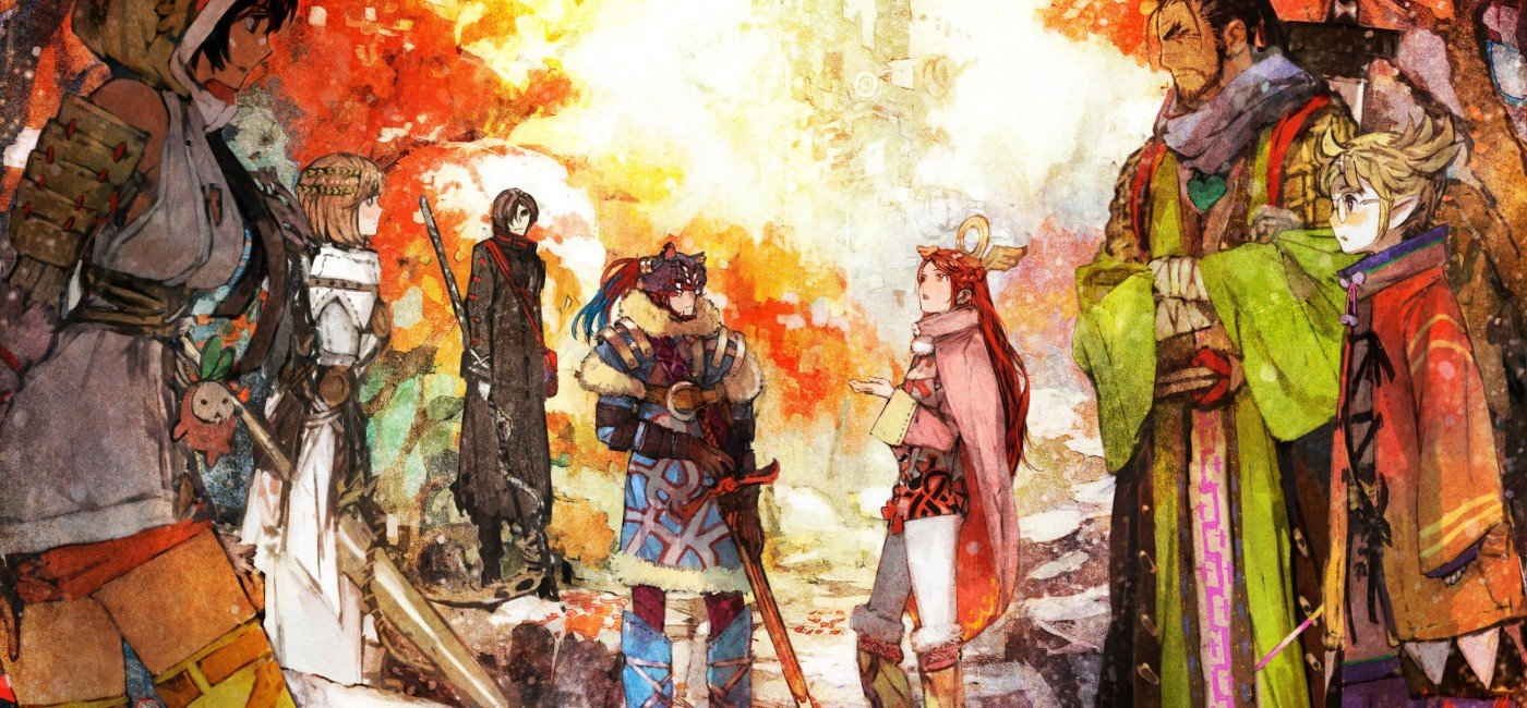 I Am Setsuna Sur Nintendo Switch La Bande Annonce J 1 Final Fantasy Ring