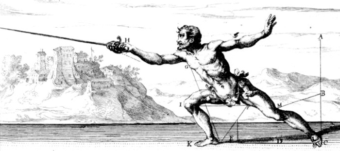 The Italian Renaissance of Swordsmanship, Wrestling, and