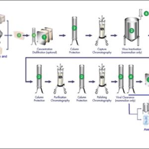 Biotechnology drugs: Integrated single-use technologies