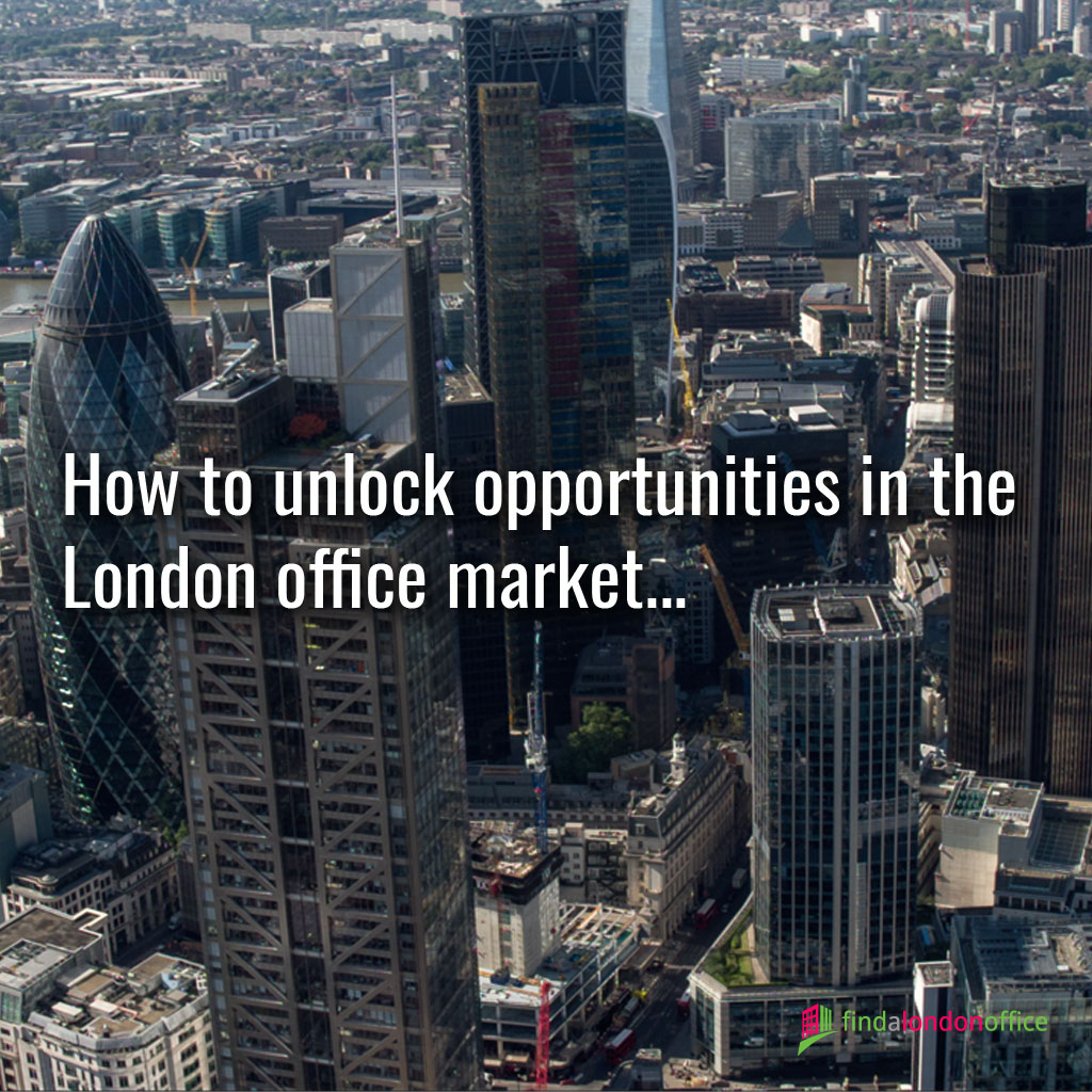 VIDEO How To Unlock Opportunities In The London Office