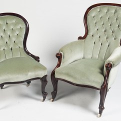 Gentlemans Chair Tables And Chairs For Restaurants A Victorian Cedar Ladies Gentleman 39s Circa 1870