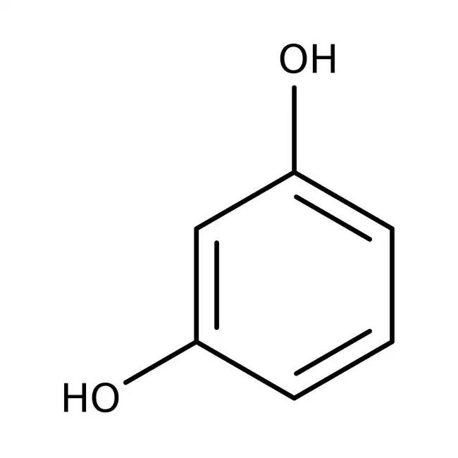 Resorcinol, ACS, 99.0-100.5%, Alfa Aesar™ 100g Resorcinol