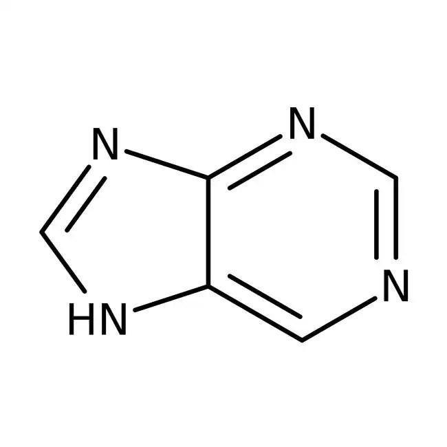 Purine, 99%, ACROS Organics™ 1g; Glass bottle Purine, 99%