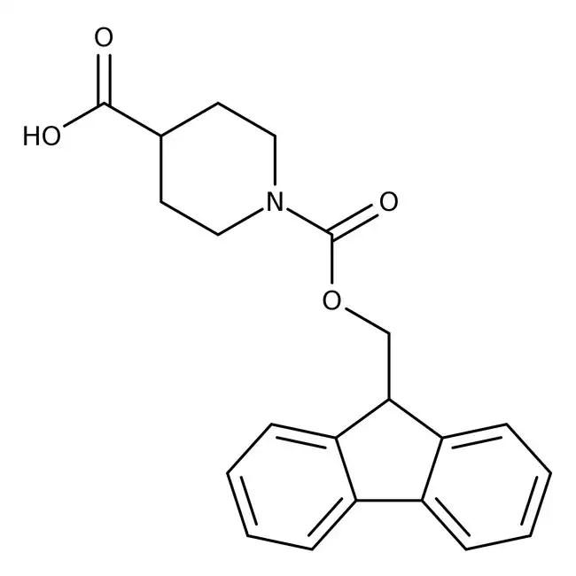 Alfa Aesar™ 1-Fmoc-piperidine-4-carboxylic acid, 98%