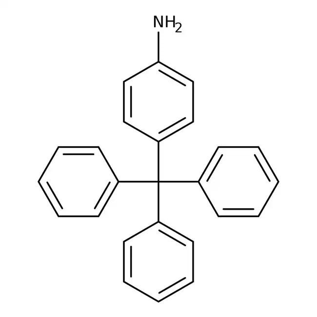 Alfa Aesar™ 4-Tritylaniline, 97% 5g Alfa Aesar™ 4