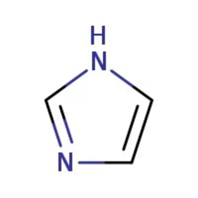 Imidazole, ACS reagent, ACROS Organics™ 100g; Plastic