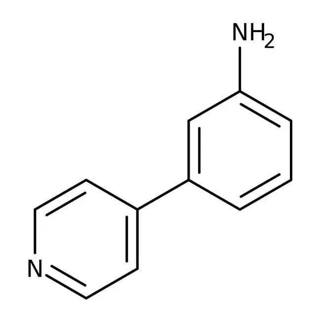 3-Pyridin-4-ylaniline, ≥97%, Maybridge Amber Glass Bottle