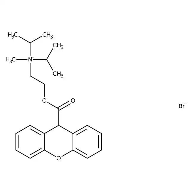 Propantheline bromide, 99.72%, MP Biomedicals™ 100g