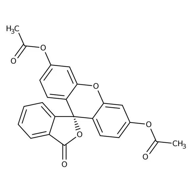 Fluorescein diacetate, 97%, pure, ACROS Organics™: Organic