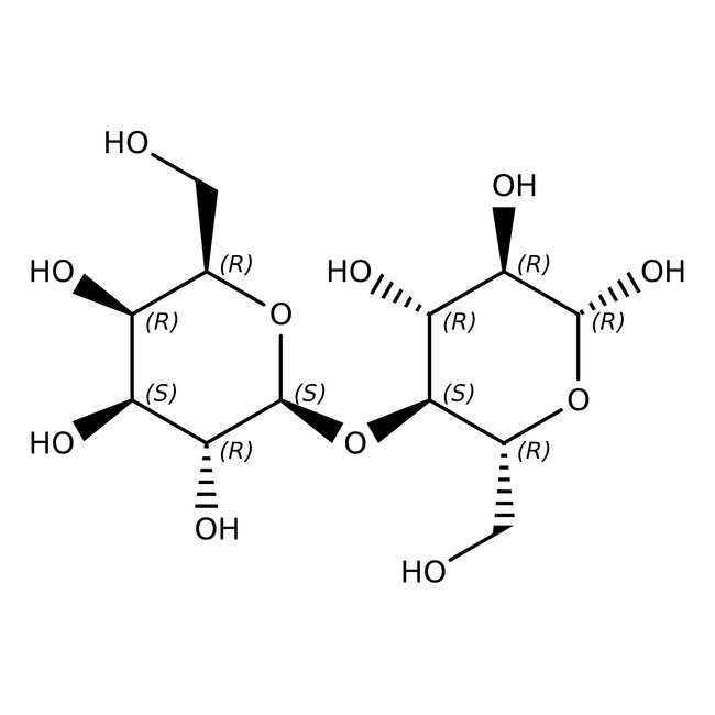 β-D-Lactose, ca 80% β and 20% α, ACROS Organics™ 2kg