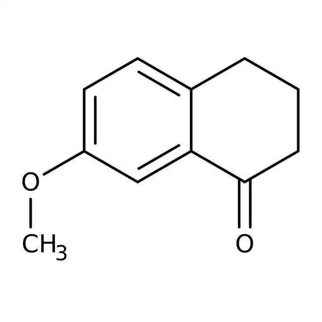 7-Methoxy-1-tetralone, 97%, ACROS Organics™ 5g; Glass