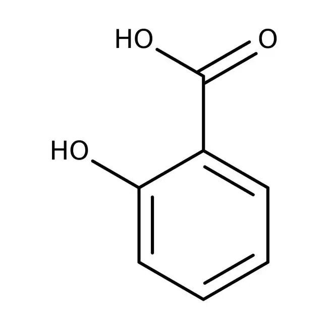 Salicylic Acid, For analysis ACS, +99%, ACROS Organics