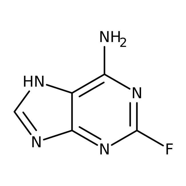 2-Fluoroadenine, 97%, Acros Organics™