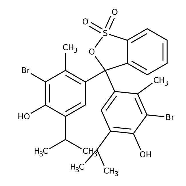 Bromothymol Blue, Pure, Conform to ACS, ACROS Organics