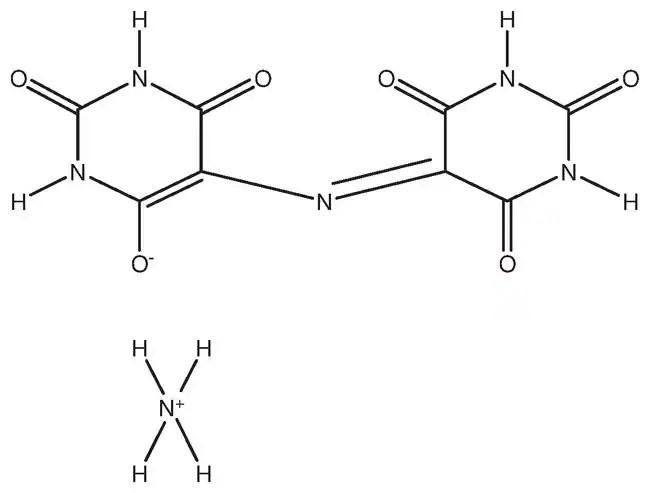 Murexide, ACROS Organics™ 100g Murexide, ACROS Organics™