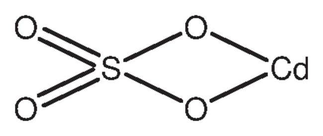 Cadmium sulfate, 8/3-hydrate, ACS reagent, crystals, ACROS