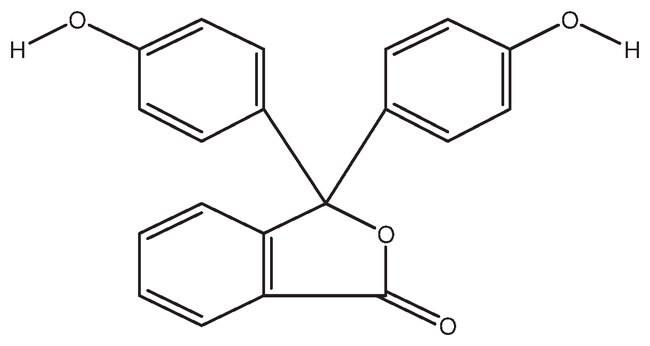 Phenolphthalein, For analysis ACS, ACROS Organics