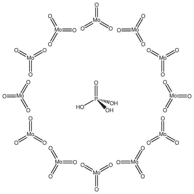 Phosphomolybdic acid hydrate, ACS reagent, ACROS Organics