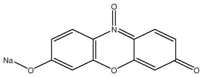 Resazurin, sodium salt, pure, high purity biological stain