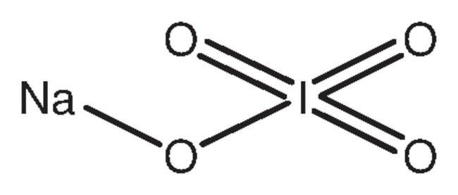 Sodium periodate, 99.8+%, ACS reagent, ACROS Organics